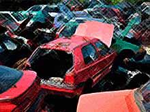 В России снова запустили программу утилизации авто.