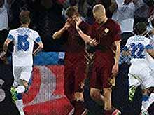 Сборная России стала победителем антирейтинга Евро-2016