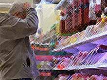 Россияне в кризис отказались от шоколада, алкоголя и сыра
