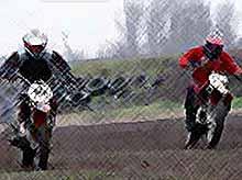 В Тимашевске состоялась открытая тренировка по мотокроссу сборной команды Краснодарского  края