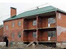 Завершается строительство 8-квартирного жилого дома в Тимашевске.
