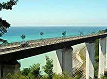 На Кубани отремонтируют самый высокий мост России