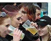 Большими  штрафами защитят детей от алкоголя