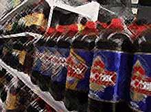 В России  запретили продавать пиво в больших бутылках