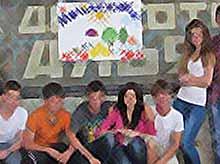 В Тимашевске дали старт акции «Молодежное лето- 2013»