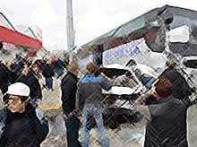 В масштабном ДТП под Новороссийском столкнулись около 15 машин