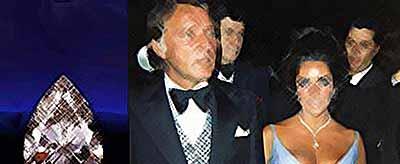 Драгоценности Лиз Тейлор проданы на аукционе за 116 миллионов долларов (видео)