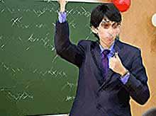 Кубанский учитель получил квартиру за победу во всероссийском конкурсе
