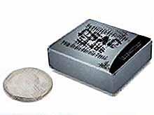 Самые маленькие в мире атомные часы