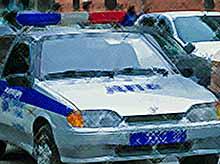 Полиция Тимашевска разбирается с подставным ДТП