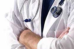 Российской медицине не хватает 40 тыс. врачей.