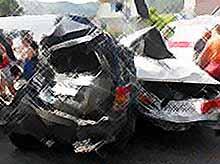 Страшная авария произошла в Сочи (ФОТО, ВИДЕО)
