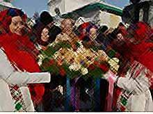 Сегодня Дед Мороз и Государыня Масленица заключат соглашение о весне