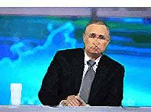 Сегодня Путин ответит на вопросы россиян