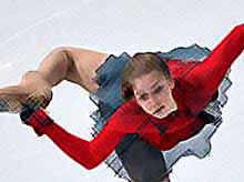Фигуристы принесли России первую Олимпийскую золотую медаль