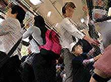 Общественный транспорт поможет сохранить здоровье