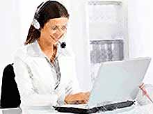 Предприниматели смогут получать кредиты по скайпу