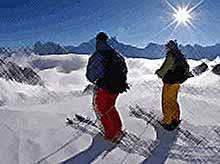 В пограничной зоне около горнолыжных курортов Красной поляны выявлено  10 нарушителей правил пограничного режима