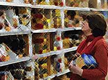 После новогодних праздников цены на продукты взлетят на 15%