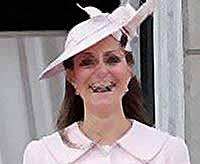 Кейт Миддлтон родила сына принцу Уильяму (видео)