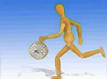 Три минуты бега в день избавят от лишнего веса