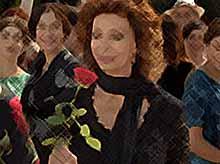 Софи Лорен сегодня  отмечает 84 год рождения