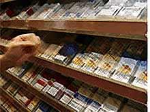 Сигареты в России подорожают до 216 рублей