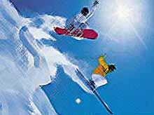 На Северном Кавказе построят  горнолыжные курорты мирового класса .