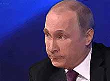 """Путин о кризисе в России: """"Это не расплата за Крым"""""""