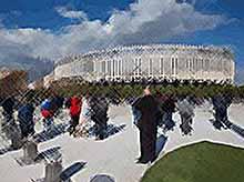 В Краснодаре началась продажа билетов на матч Испании с Тунисом в кассах стадиона «Краснодар»