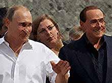 Владимира Путина поздравили мировые звезды из Италии