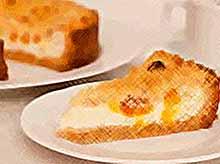 Вкусные рецепты: королевская ватрушка