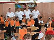 В Тимашевске в школах провели Единый день безопасности дорожного движения