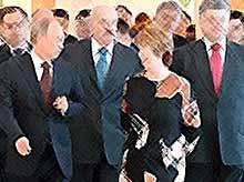 СМИ: Переговоры Путина и Порошенко не решили вопрос о прекращении огня на Украине