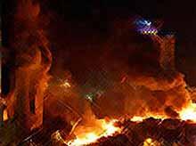 Более 20 человек погибли в Киеве во время столкновений