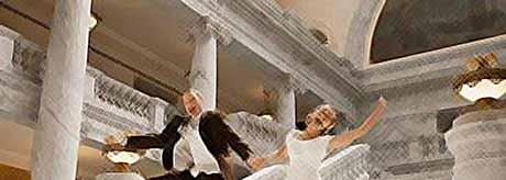 Свадебный переполох в Краснодаре. (видео)