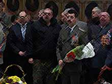 В Тимашевске отметили День Героев Отечества