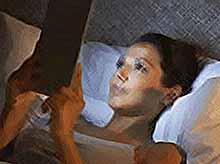 Почему нельзя использовать гаджеты перед сном