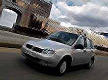В России Lada Kalina самая популярная модель у автомобилистов