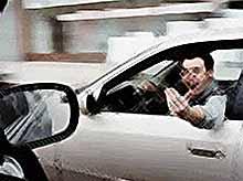 За опасное вождение будут сразу лишить прав
