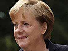 Ангела Меркель - самая  влиятельная  женщина мира по версии Forbes