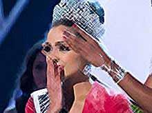 Итоги конкурса Мисс Вселенная-2012