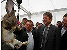 """На \""""Кубанской ярмарке\"""" представили массу диковинок"""