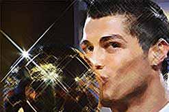Звезды футбола Роналдо и Зико, ищут футбольные таланты в интернете