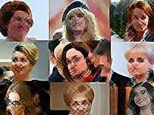 Названы 100 самых влиятельных женщин России