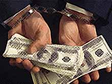 В Госдуме предложили сажать коррупционеров пожизненно