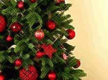 Когда  лучше всего убирать  новогоднюю елку