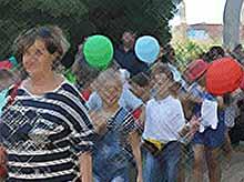 Как в Тимашевске отметили  День защиты детей