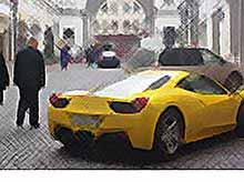 В России вступают в силу новые налоги на дорогие автомобили.