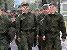 В Краснодарском крае 7 тысяч новобранцев ушли служить в армию